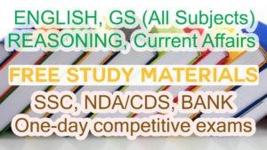 free-study-material-SSC-NDA-CDS-GS-English